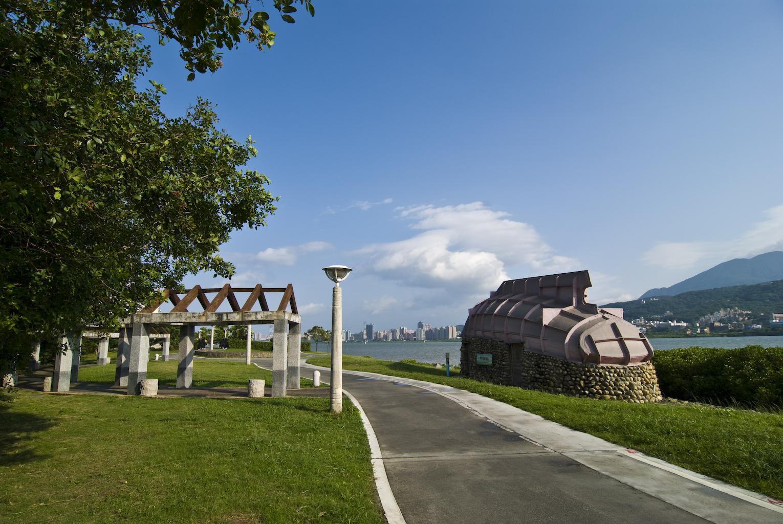 左岸公園腳踏車道