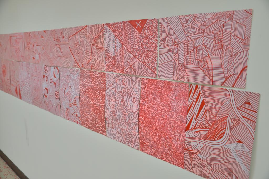 102.12周孟曄-RED展覽