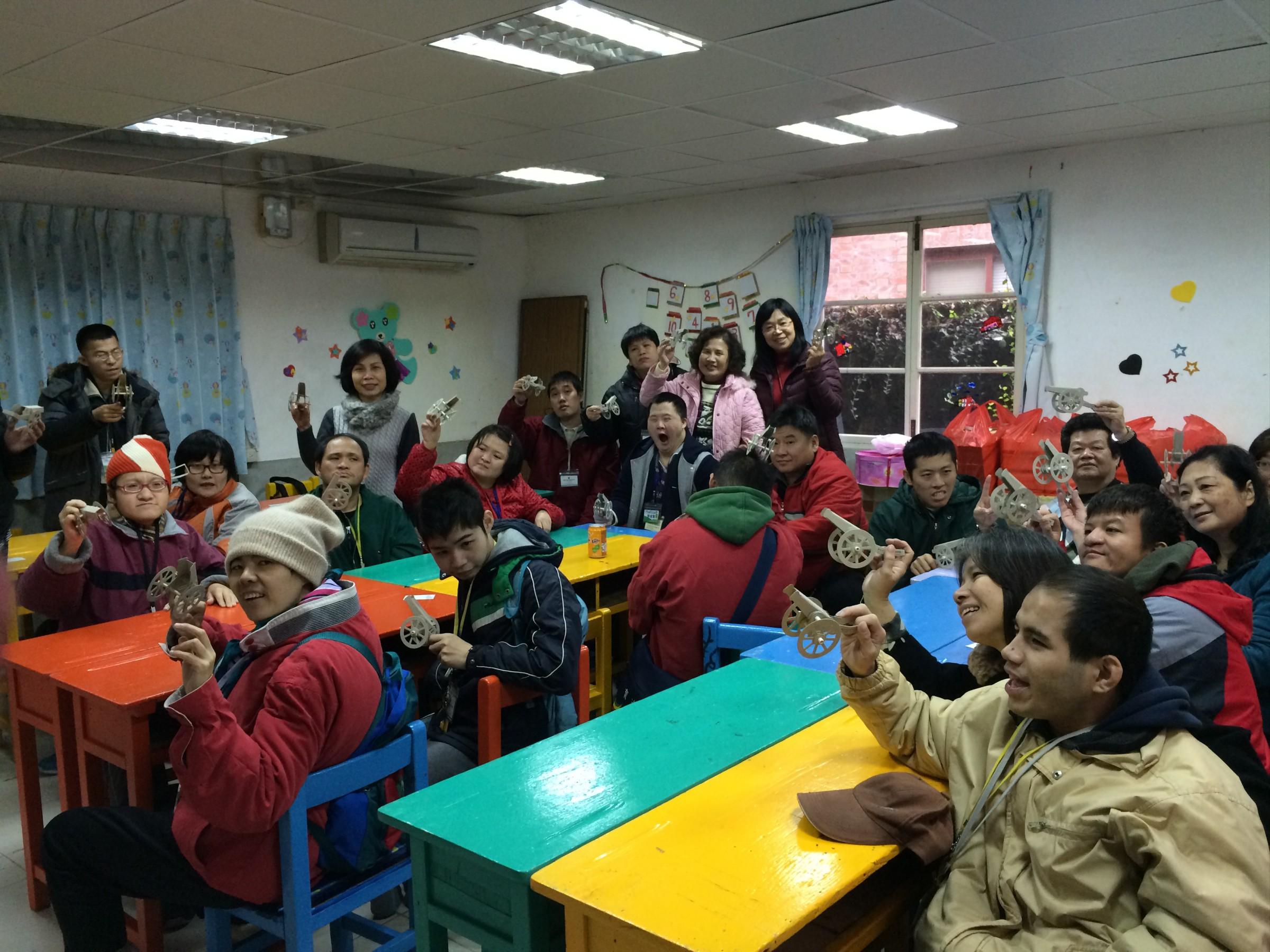 臺北市私立育成裕民發展中心