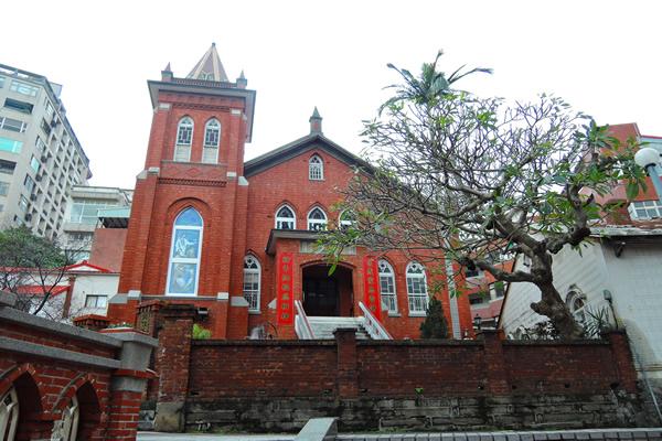 단수이예배당