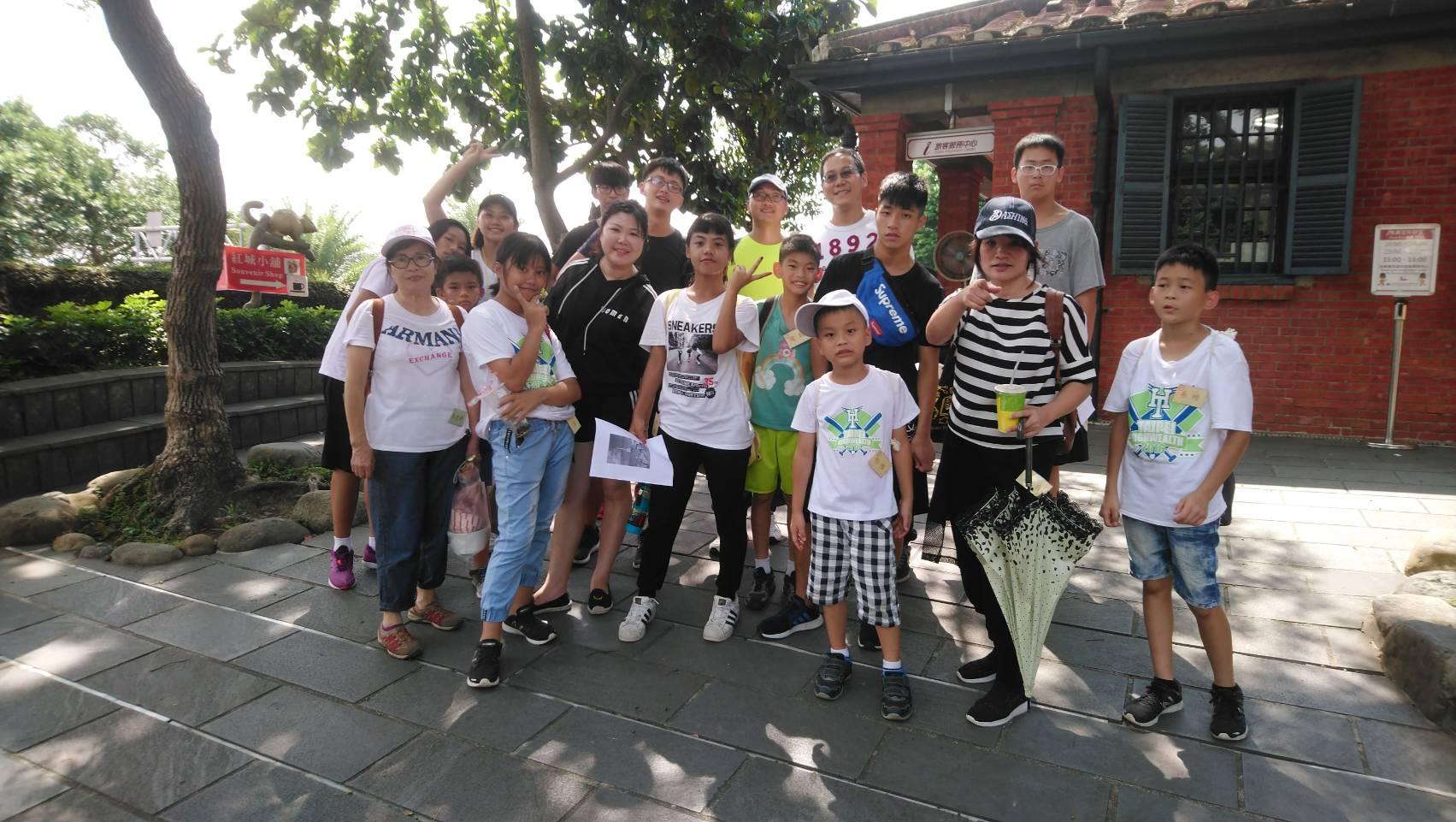 台北市私立聖道兒童之家側影