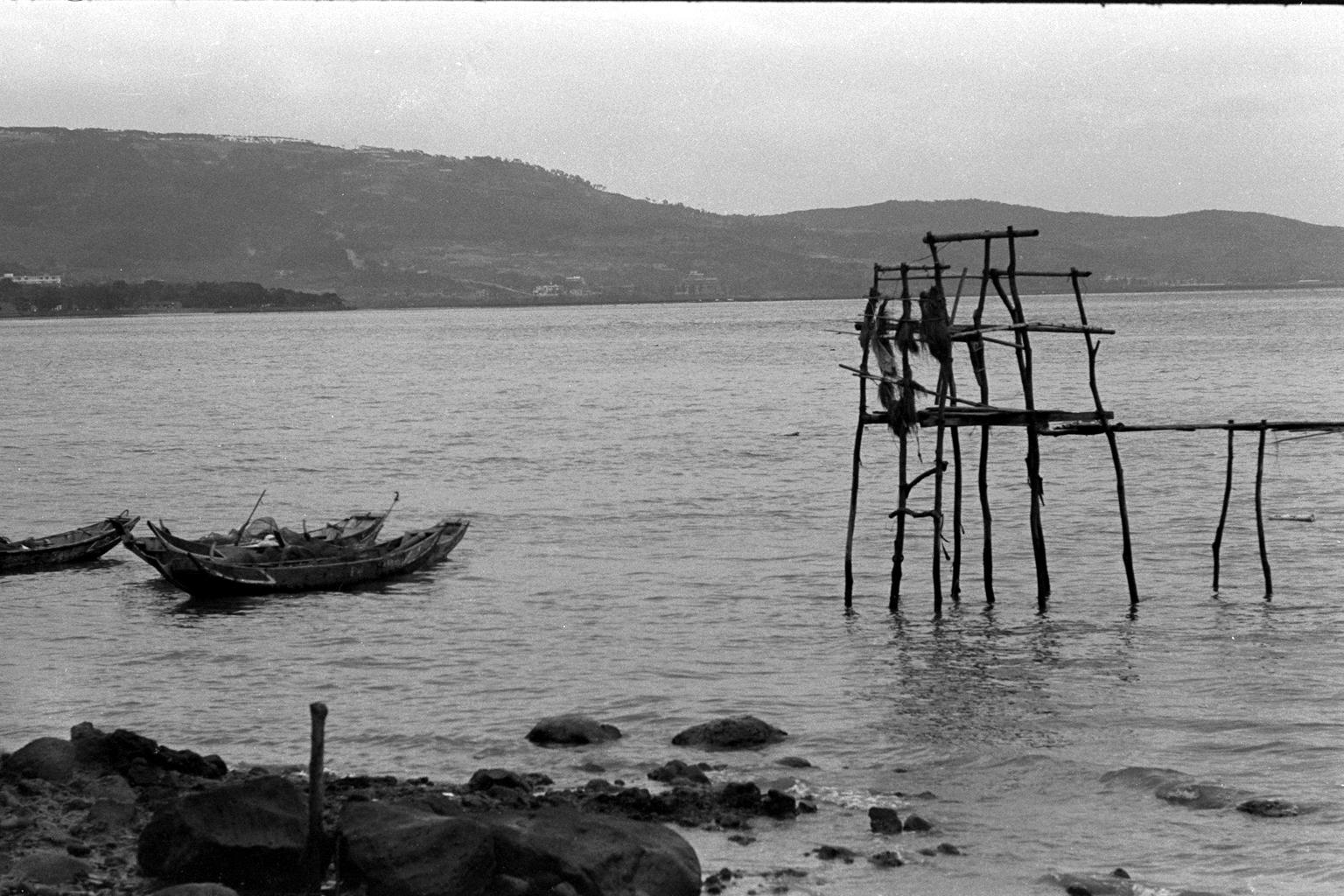 淡江往事知多少 1970.2.15 (位置約在現在的翠園)