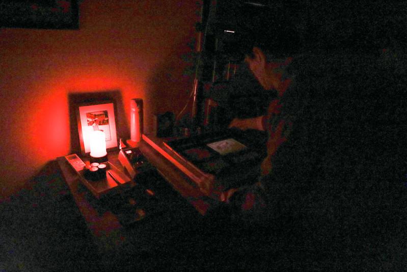 304工作室暗房體驗