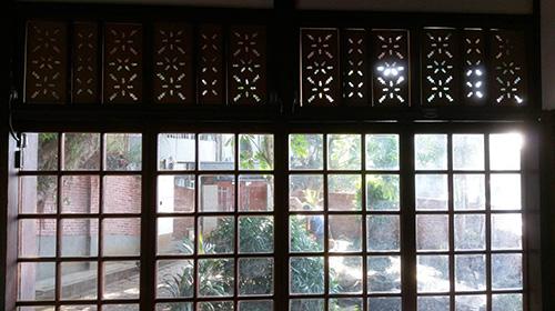 廢紙重生為美麗窗花 淡水日式老宅現蹤