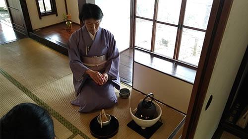 淡水古蹟抹茶飄香 日式茶會體驗